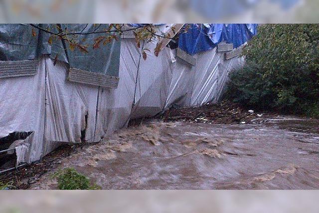 Brücke in Staufen droht einzustürzen