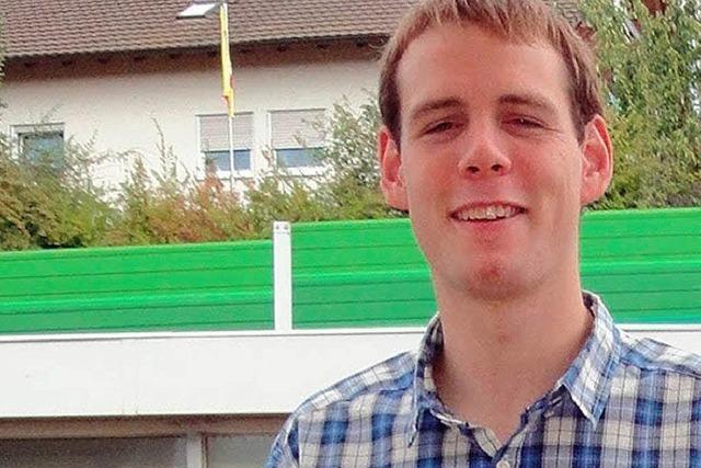 20-Jähriger kümmert sich um den Bad Bellinger Bahnhof