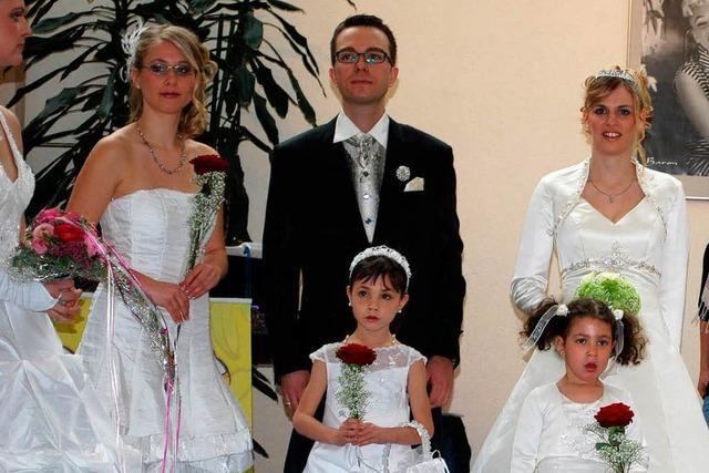 Immer mehr Schweizer feiern ihre Hochzeit in Deutschland