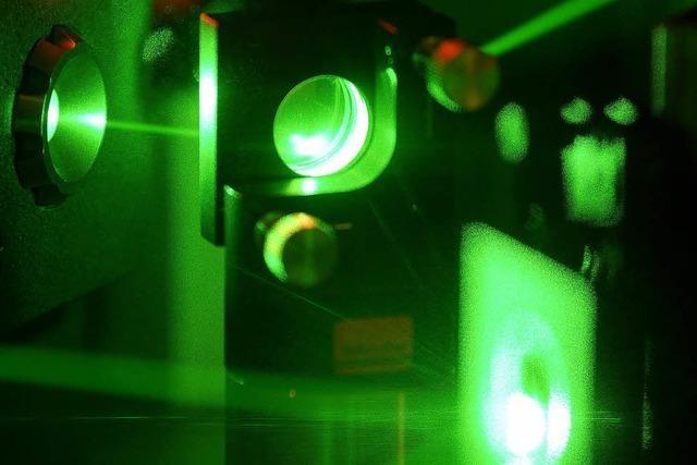 Nobelpreis geht an zwei Quantenphysiker