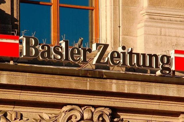 BaZ-Auflage stürzt ab – Blocher will Gebäude kaufen