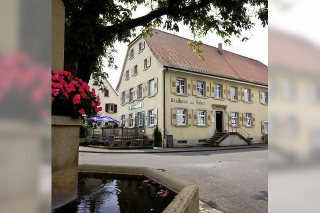 """""""Zum Anker"""" in Efringen-Kirchen: klassisch, köstlich, regional"""