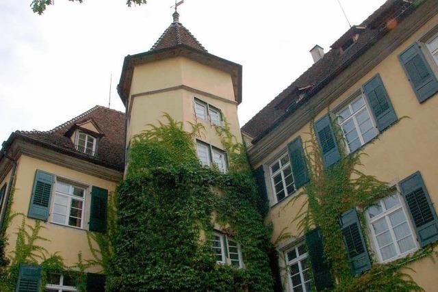 Stadtschloss in Staufen wegen Einsturzgefahr evakuiert