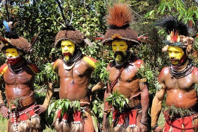 Papua-Neuguinea: Am Ende der Welt