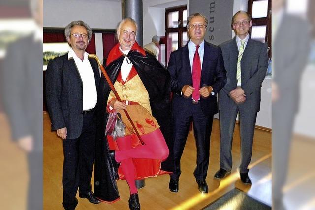 War Faust ein Vorfahre der Banker?