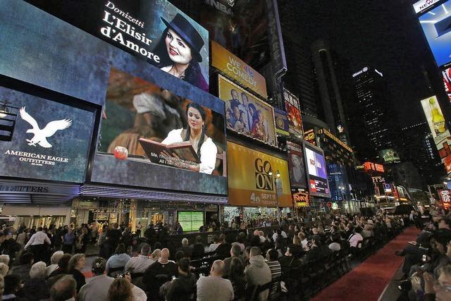 Saisonstart für die Opern aus New York