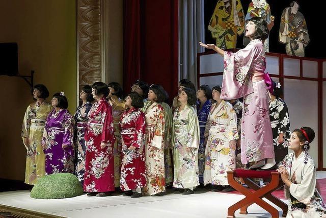 Fricktaler Bühne lernt Japanisch
