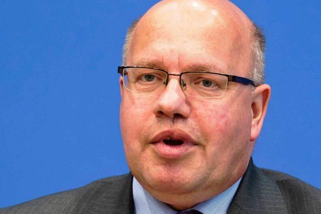Umweltminister: Atdorf kann nicht mit Subventionen vom Bund rechnen
