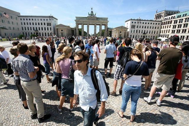 Deutschland erlebt als Reiseziel einen Boom