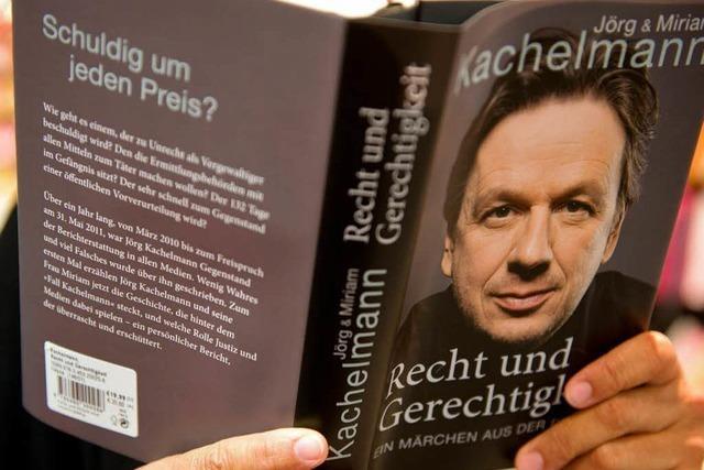 Anwälte: Einstweilige Verfügung gegen Kachelmann-Buch