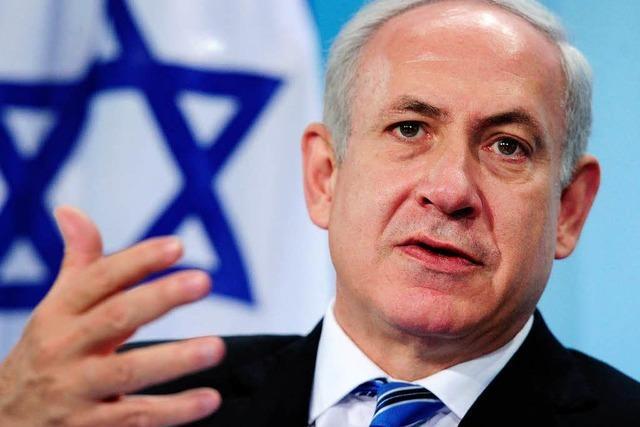 Netanjahu ohne ernsthafte Konkurrenz