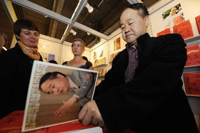 Literaturnobelpreis geht an Chinesen Mo Yan