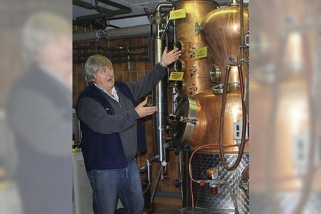 Die Kunst der Destillation