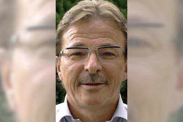 Bürgerpreis an Karl-Frieder Sütterlin