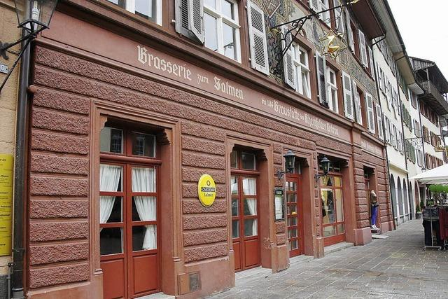 Salmen weiter geschlossen - keine Zukunft als Restaurant?