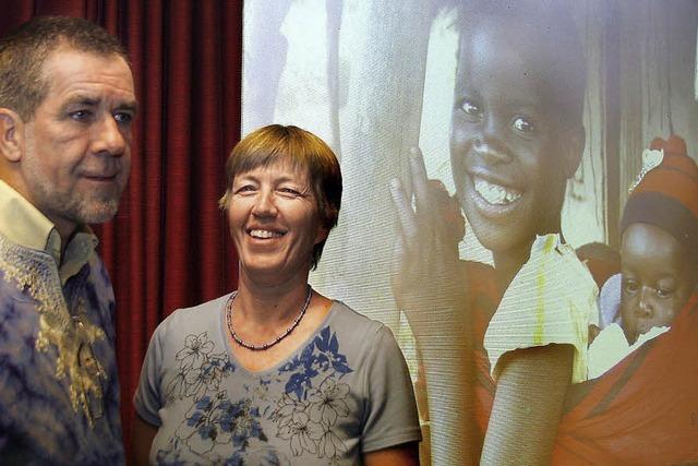 Als Missionare seit 22 Jahren in Afrika