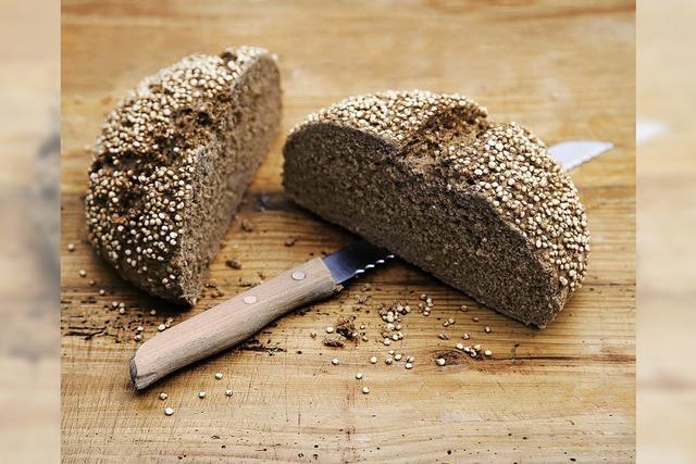 Brot aus dem
