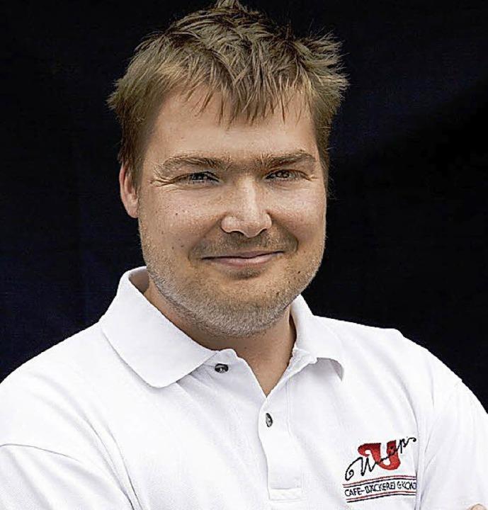 Konditormeister Dennis Unmüßig aus Hinterzarten  | Foto: Michael Wissing