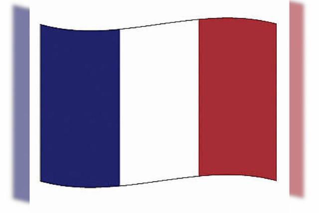 Frankreich greift durch
