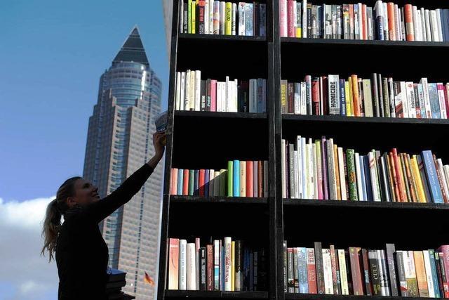 Weltweit größte Buchmesse