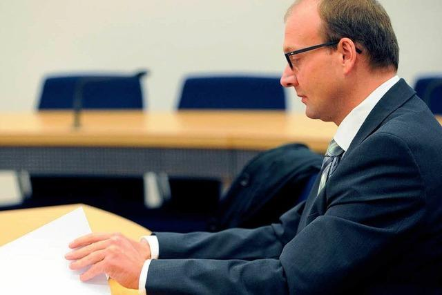 Staatsanwalt fordert ein Jahr auf Bewährung für Moosmann