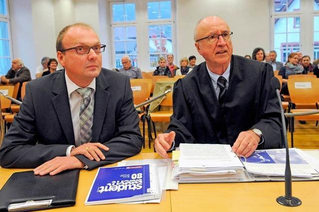 Moosmann-Prozess geht Ende Oktober weiter