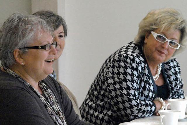 CDU-Frauen zu Gast in Dachsberg