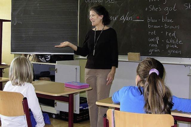 Englischunterricht für Grundschüler