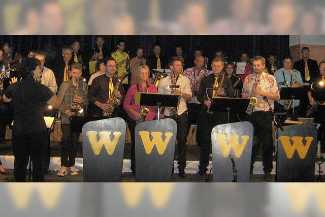 Jazz verbindet die Menschen