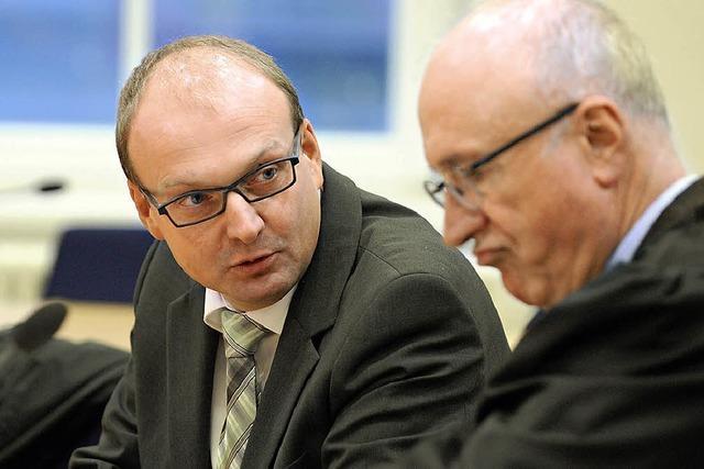 Anwalt will Begründung, Landratsamt gibt sie nicht
