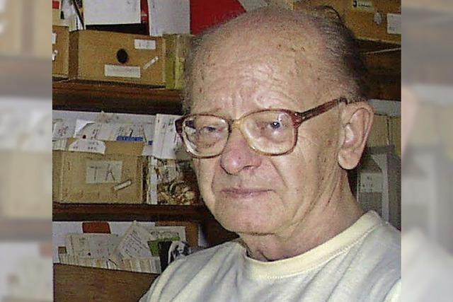 Trauer um den unermüdlichen Ahnenforscher, Pfarrer Helmut Fehse