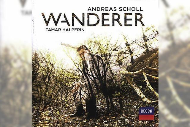 CD: KLASSIK: Ein Sänger, zwei Stimmlagen