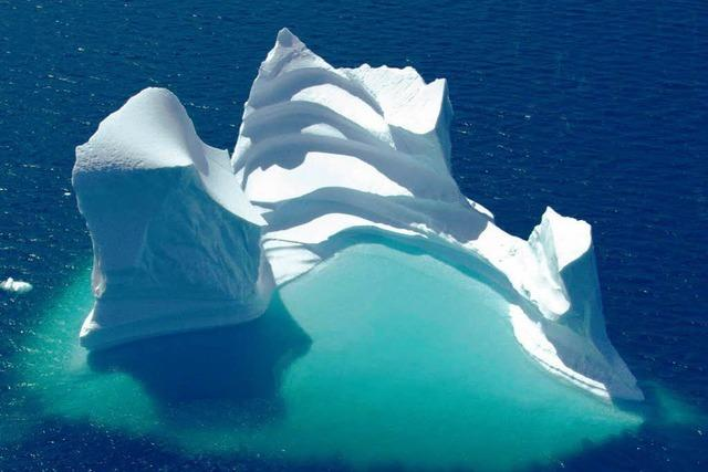 Kalte Grüße aus der Arktis