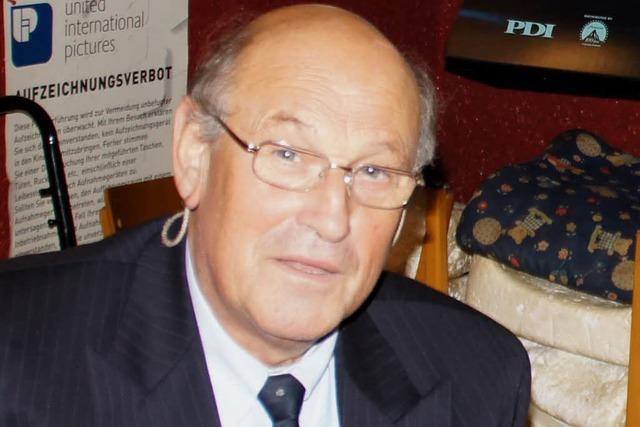 Holger Strohm: Mahner gegen jegliche Art von Nutzung der Atomkraft