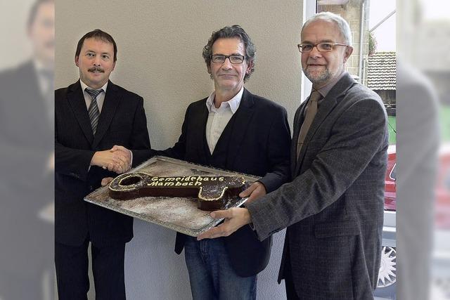 Mambacher Bürgerhaus eingeweiht