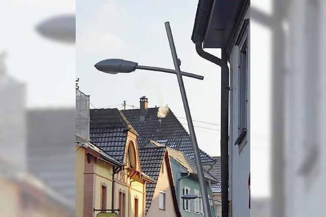 Mehr Lichtmasten, mehr Kosten