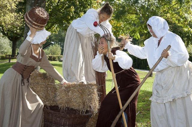 Die Kilwi wird zur Bühne der 1250-Jahr-Feier