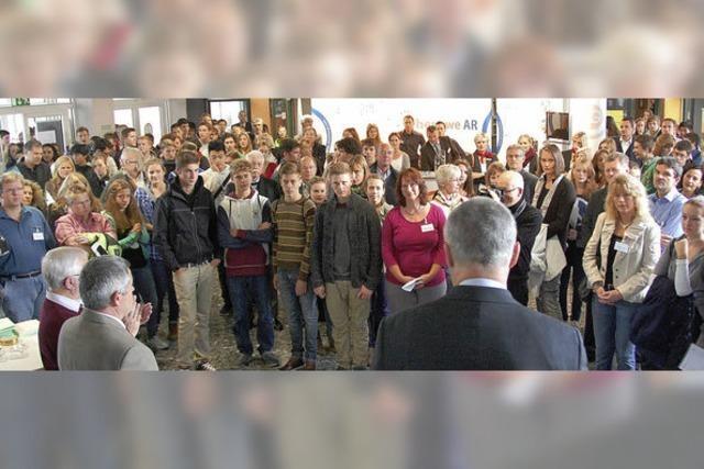 Studienbörse am Kant-Gymnasium stößt auf reges Interesse