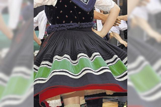 Tänze aus Korea bei der Kilbig