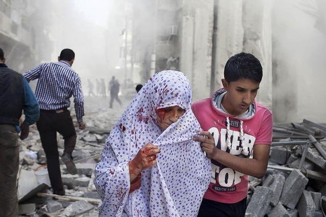 Türkei warnt Syrien