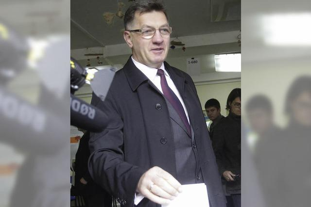 Litauens Premier ist der nächste Krisenverlierer