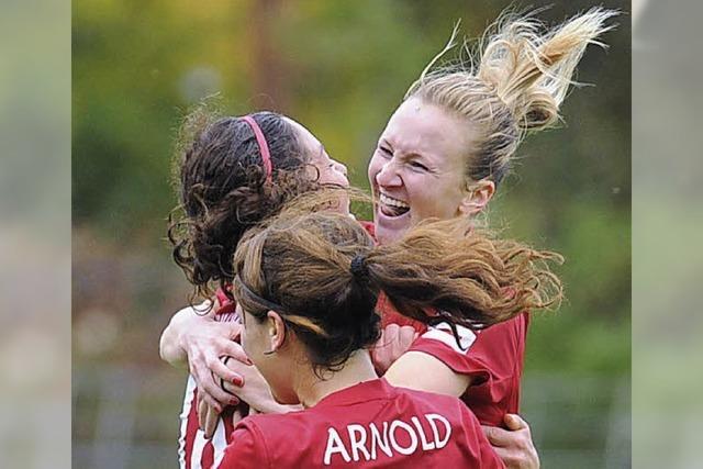 Frauen des SC Freiburg drehen Spiel gegen Duisburg