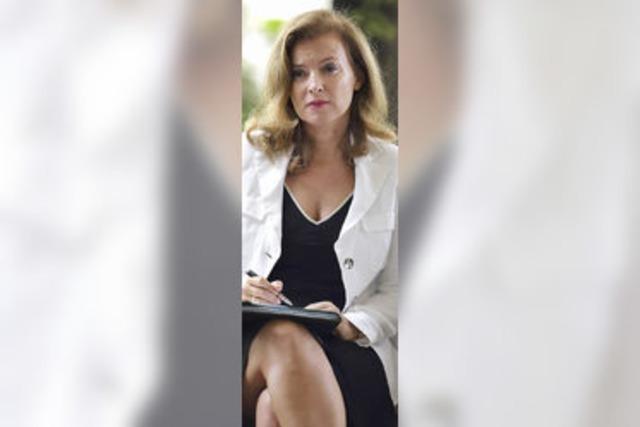 Valérie Trierweiler: Vom Sockel gestoßen