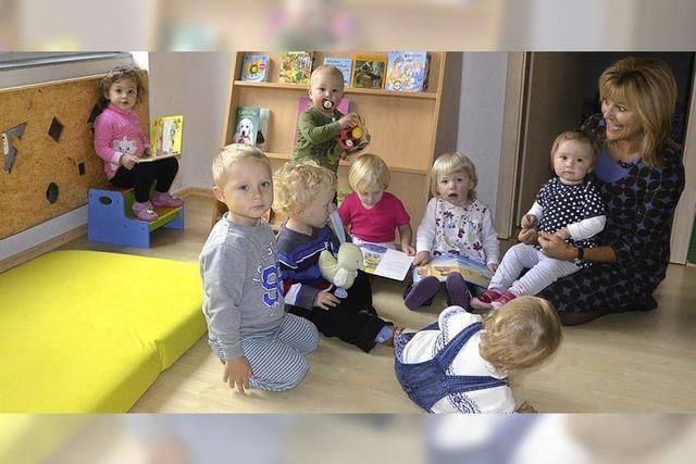 Räume gesucht für 20 kleine Kinder