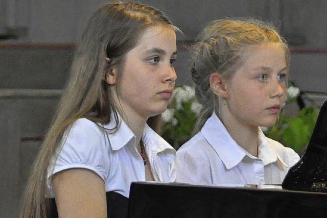Gleich acht Musikschulen spielen auf