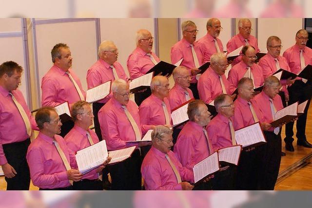 Chor meistert Premiere souverän