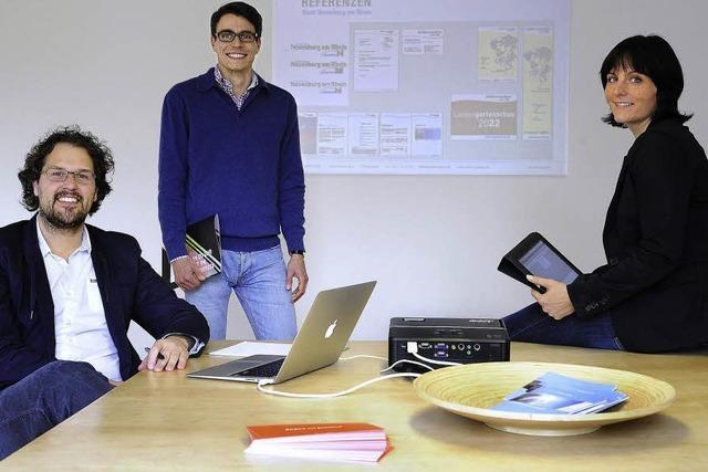Gründertag in Freiburg: Neue Unternehmen in der Stadt