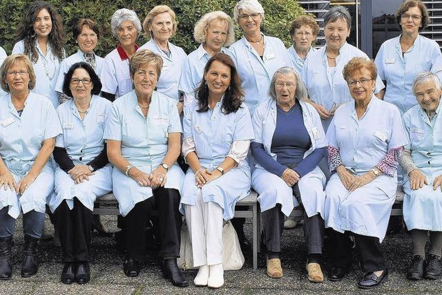 Die guten Seelen des Spitals