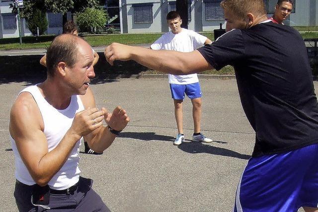 Boxstaffel strebt einen Stützpunkt in Lahr an