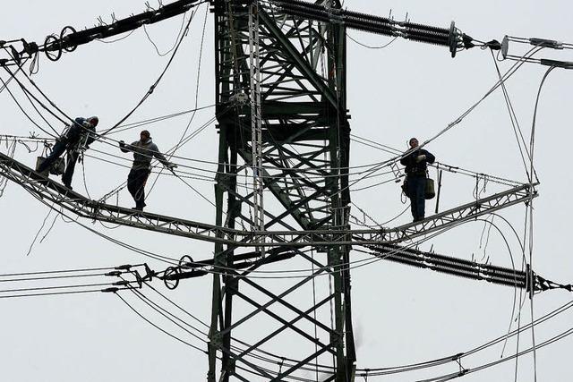 Der Strom wird teurer